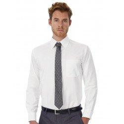 SMO01 - Oxford LSL/men Shirt
