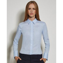 80604 - Seidensticker Ladies Modern Fit Shirt LS
