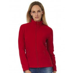 FWI51 - ID.501/women Micro Fleece Full Zip