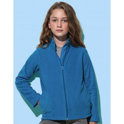 ST5170 - Active Fleece Jacket Kids