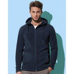 ST5080 - Active Hooded Fleece Jacket