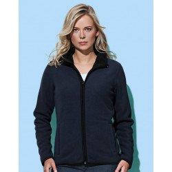 ST5130 - Active Teddy Fleece Jacket Women