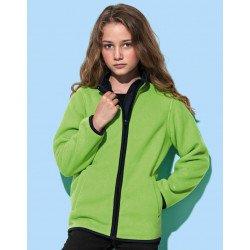 ST5180 - Active Teddy Fleece Jacket Kids