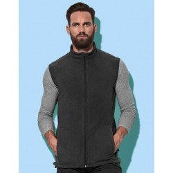ST5010 - Active Fleece Vest Men