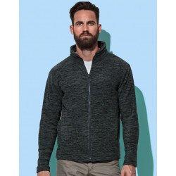 ST5060 - Active Melange Fleece Jacket