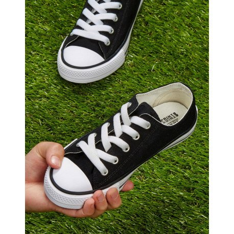 SGF4 - Low Top Printable Canvas Shoe/Junior