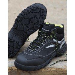 R339X - Chaussure montante de sécurité Work-Guard