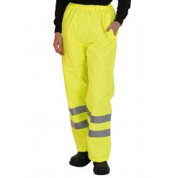 HVS461 - Over Trousers Fluo Yellow