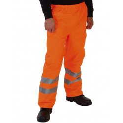 HVS462/3M - Over Trousers Fluo Orange