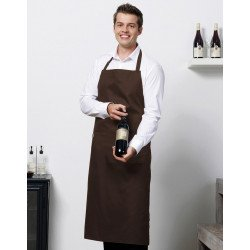 JG22 - Amsterdam Bib Apron with Pocket