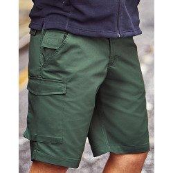 R-002M-0 - Twill Workwear Shorts