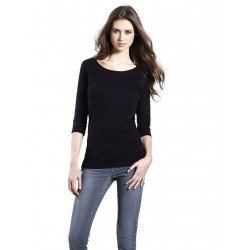 EP07 - WOMEN'S 3/4 SLEEVE STRETCH T-SHIRT