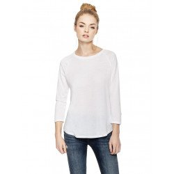 EP47 - WOMEN'S TENCEL BLEND RAGLAN T-SHIRT