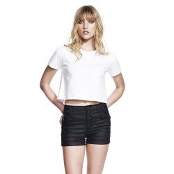 N28 - WOMEN'S CROPPED JERSEY T-SHIRT