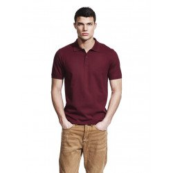 N34 - MEN'S SLIM CUT JERSEY POLO SHIRT