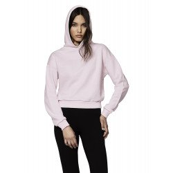 N57P - WOMEN'S CROPPED HOODY