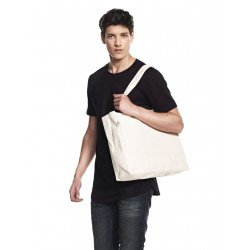 N80 - LARGE STREET TOTE BAG WITH INTERNAL POCKETS