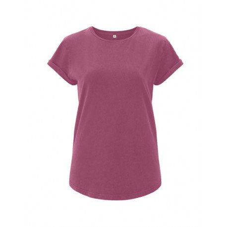 EP16 - WOMEN'S ROLLED SLEEVE T-SHIRT