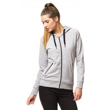 ST729 - Lady Sport Hooded Zip