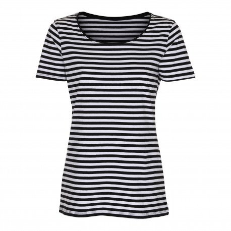 ST214 - Lady Striped Tee