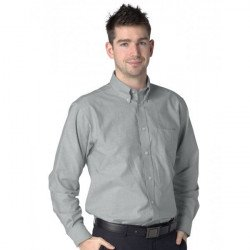 RK111 - L/S DELUXE OXFORD SHIRT