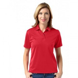 RK165 - DELUXE LADIES WICKING POLO SHIRT