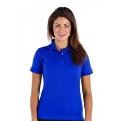 RK18 - LADIES DELUXE POLY/COTTON POLO