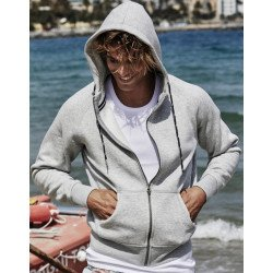 5435 - Hooded Zip Sweat
