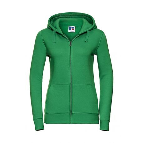 R-266F-0 - Ladies Authentic Zipped Hood