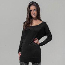 BY041 - T-shirt Femme manches longues en viscose