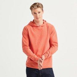 CO003 - T-shirt à capuche à manches longues pour adultes