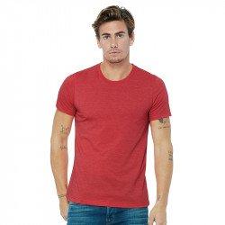 CV01H - T-shirt col rond unisexe en jersey