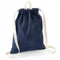 BG642 - Sac de gym en denim