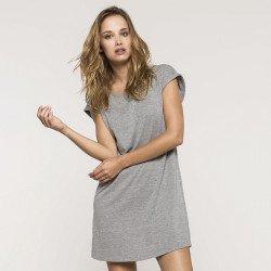 KB388 - T-shirt long femme