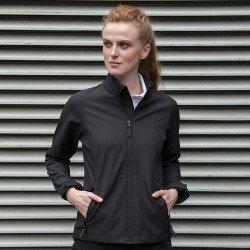 RX50F - Ladies Pro 2 Layer Softshell Jacket