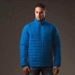 QX-1 - Nautilus quilted jacket