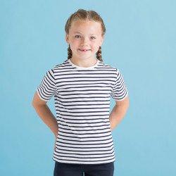 SM202 - T-shirt rayé pour enfants
