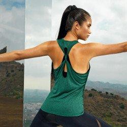 TR042 - Débardeur de yoga avec nœud femme TriDri®
