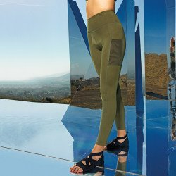 TR304 - Legging performance compression femme TriDri®