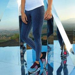 TR305 - TriDri® Legging multisports «coupe 3D» sans couture Denim Look pour femme