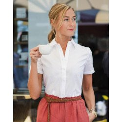 R-973F-0 - Ladies` Tailored Coolmax® Shirt
