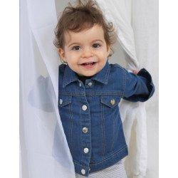 BZ53 - Baby Rocks Denim Jacket