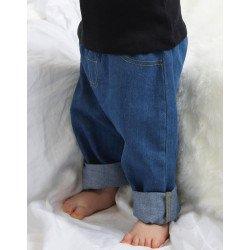 BZ54 - Baby Rocks Denim Trousers