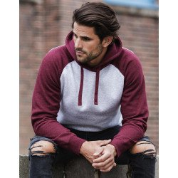R-269M-0 - Authentic Hooded Baseball Sweat