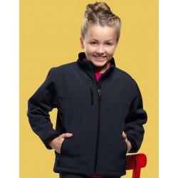 SGSoftshell-K - Kids Softshell Jacket