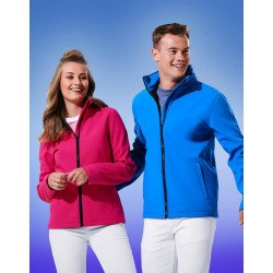 TRA628 - Ablaze Printable Softshell