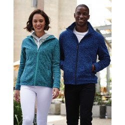TRF604 - Women`s Thornly Marl Fleece