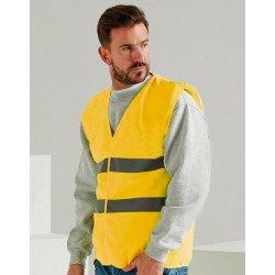 UCC052 - 2-Band Safety Waistcoat