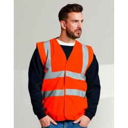 UCC054 - 4-Band Safety Waistcoat