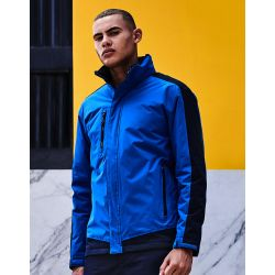 TRA312 - Contrast insulated jacket